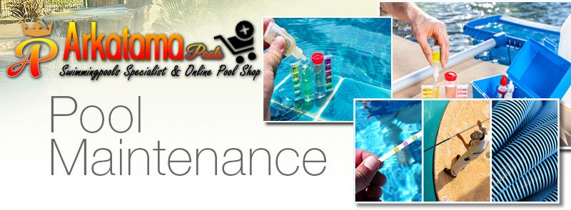 service kolam renang