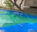 Jasa water treatment/penjernihan kolam renang RAGUNAN