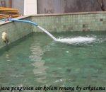 Jasa isi air kolam renang di TANGERANG