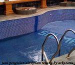 Jasa isi air kolam renang di TOMANG