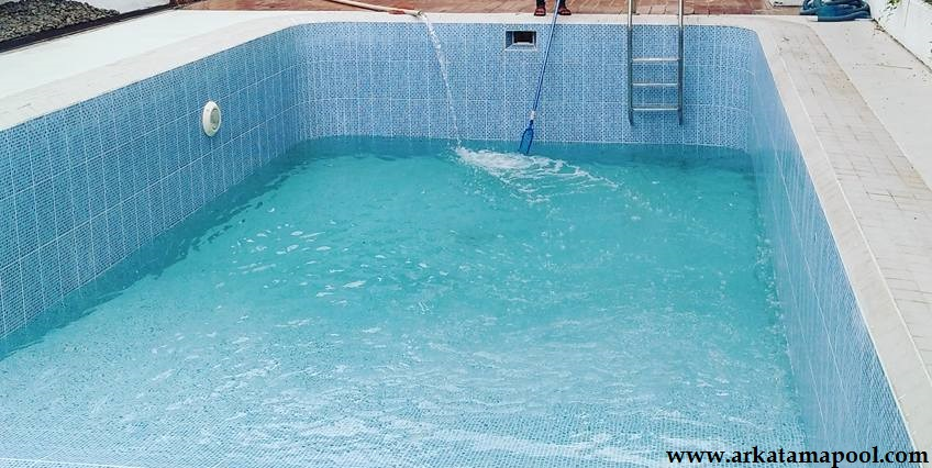 Layanan Jasa isi air kolam renang KEMAYORAN