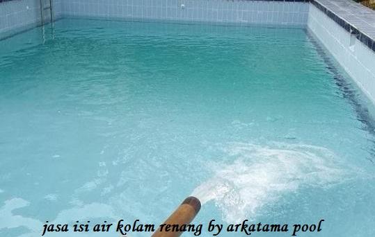 Jasa isi air kolam renang di KALIDERES
