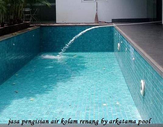 Jasa isi air kolam renang di TANJUNG DUREN